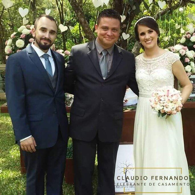 Claudio Fernandes Cerimônias