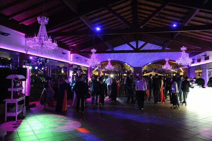 Mas de Sant Lleí masía bodas Barcelona