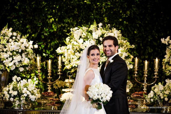 casamento clássico totally white