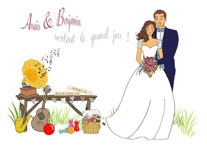 Mi mariage a mon image