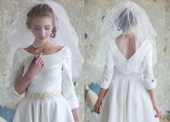 Winterhochzeit brautkleid  Winterhochzeit: die schönsten Brautkleider für die Wintersaison