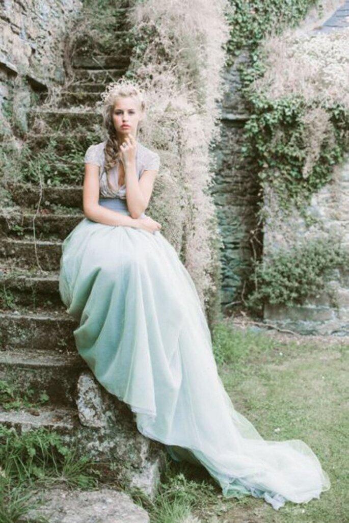 Estilismo perfecto para tu boda civil - Foto Darcy Benincosa
