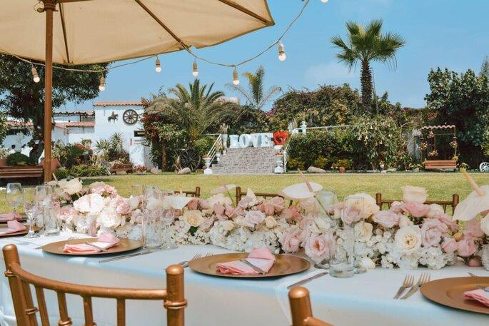 Lavanda Bodas y Eventos Wedding planners Lima