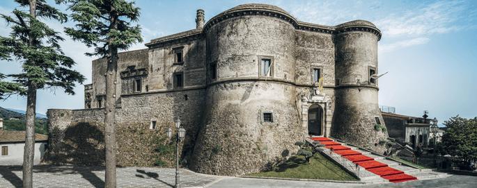 Castello di Faicchio - location