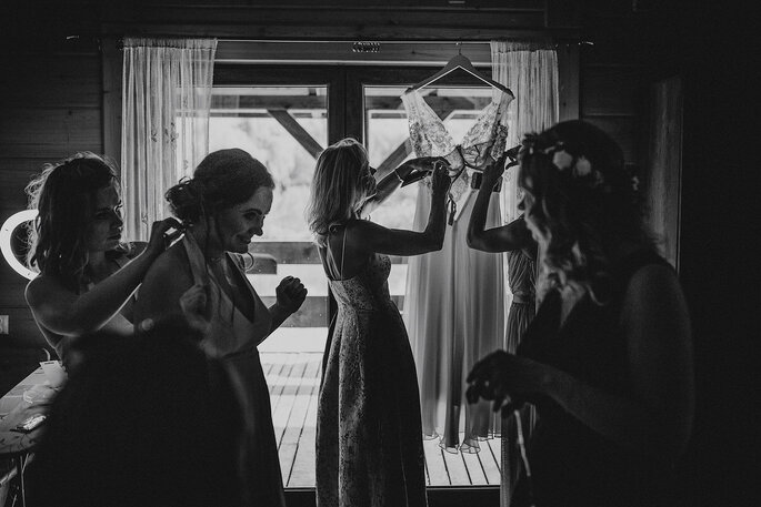 Karol Nycz Wedding Photographer