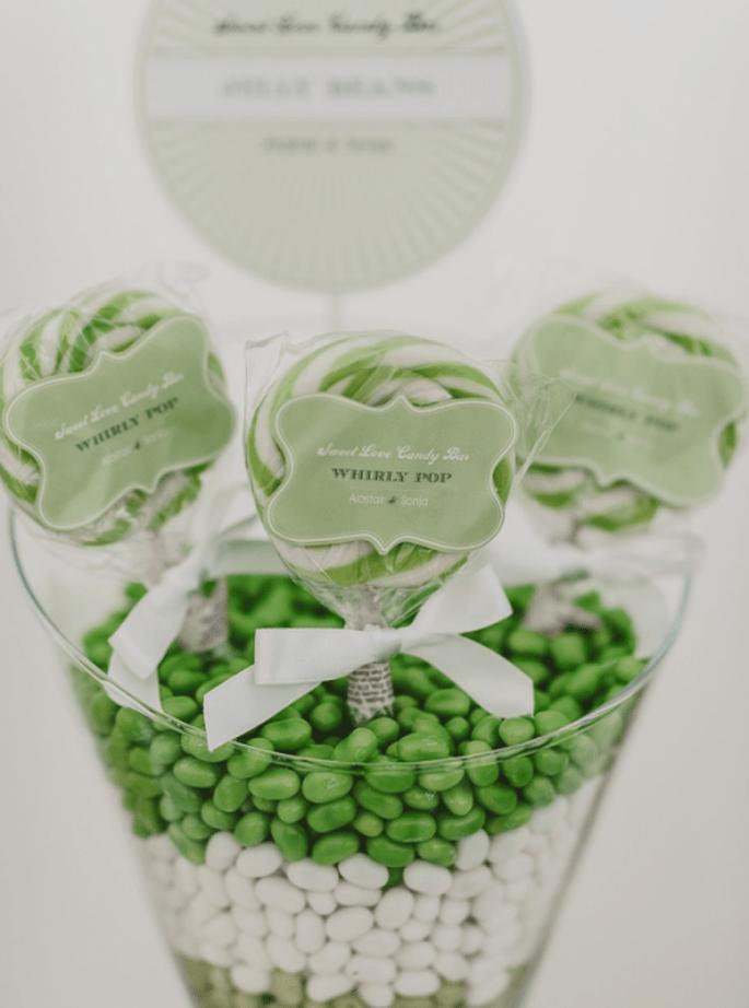 Emerald, pantone presenta el color del año 2013. Fotografía Steffen Böttcher