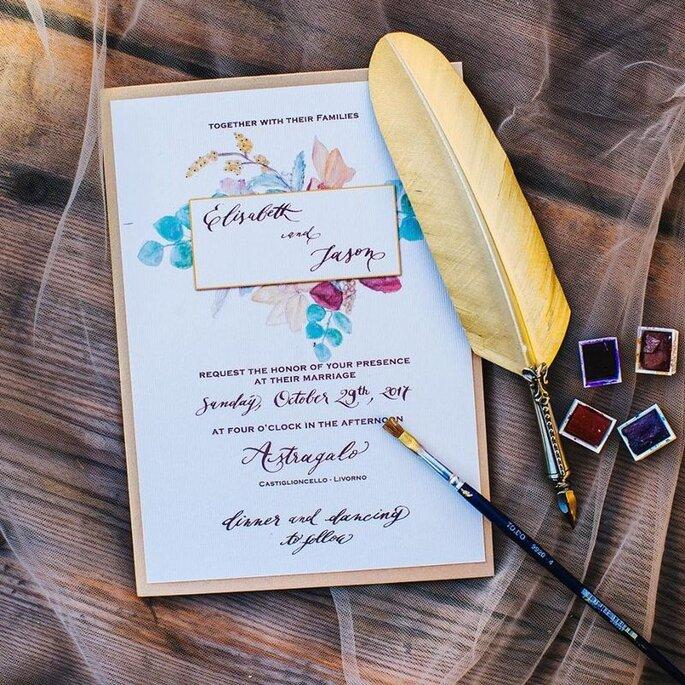 The Wedding Letters di Laura Mazzetti