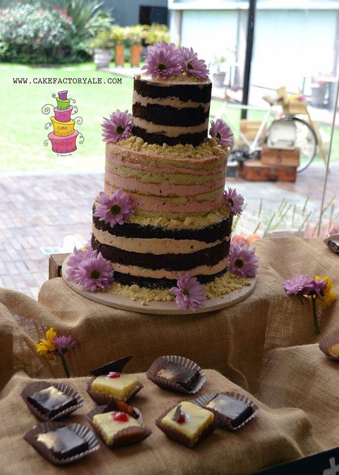 The Cake Factory by Alejandra Galán