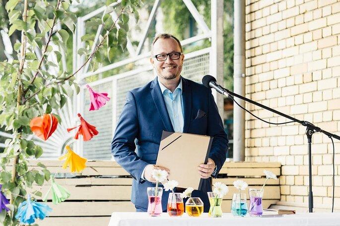 Marco Fuß - Ihr Hochzeitsplaner Berlin