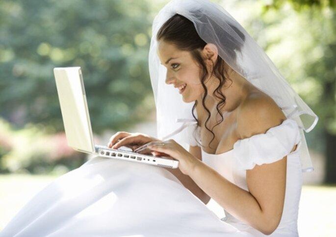 Laptop Bride