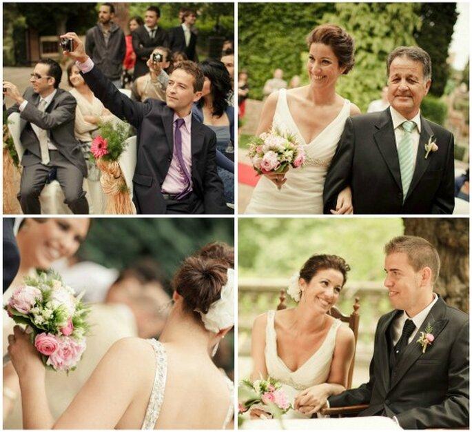 O casamento civil de Cristina e Loren Fotos: Adrián Bonet