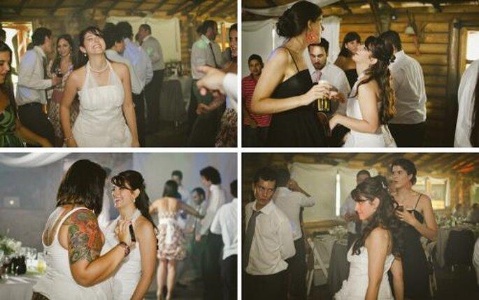 Schön, dass ihr alle zur Hochzeit kommen konntet! argentina-wedding-photographer