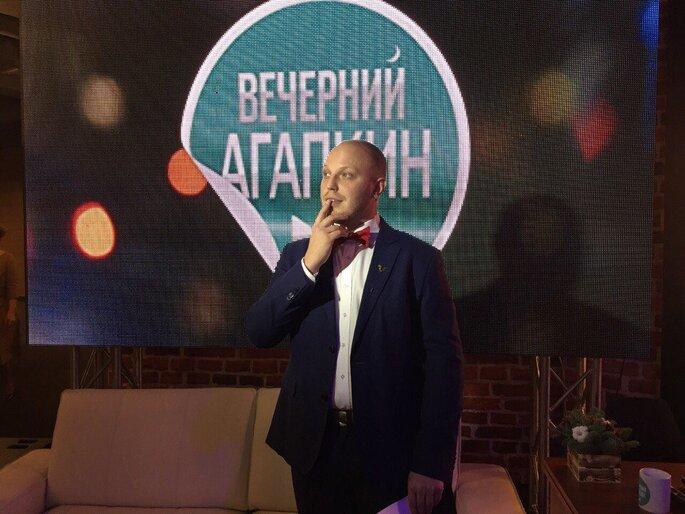 Никита Агапкин
