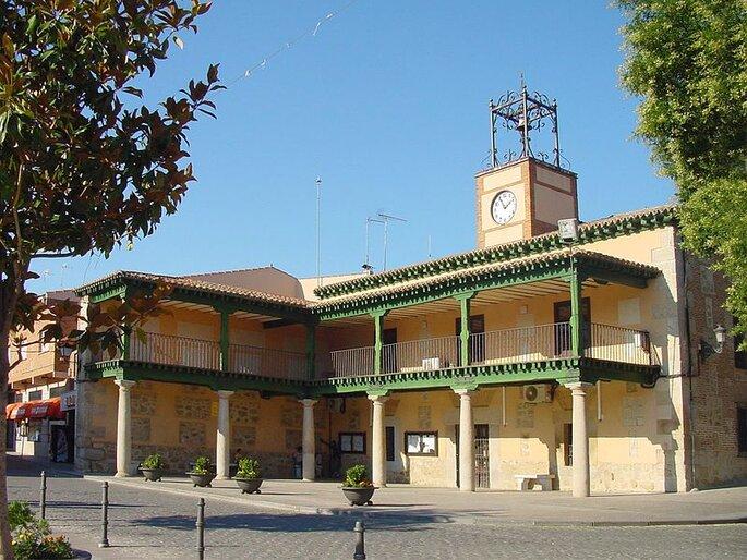 Villa del Prado Wikipedia