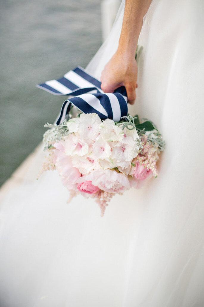 decoración azul marino - Jody Savage Photography