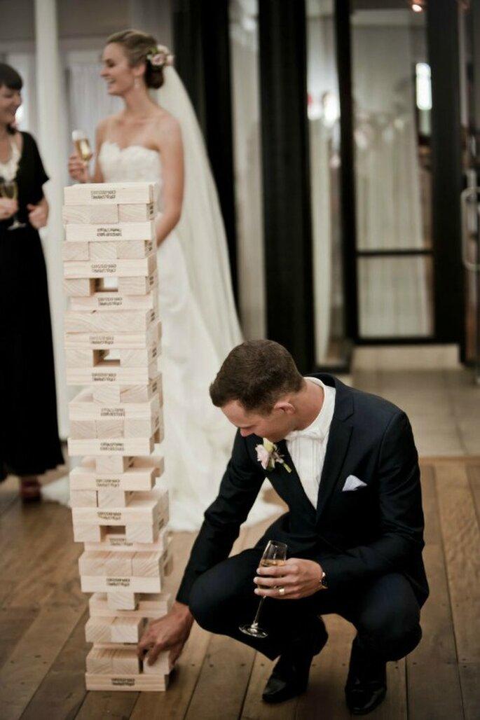 Hochzeits-Spiele: Hochzeitsspiele für Braut und Bräutigam – lachen garantiert, Foto: Lavara Photography