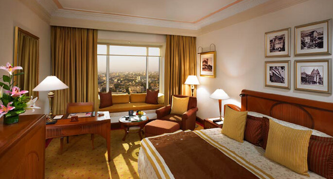 Hotel: The Grand Central Mumbai.