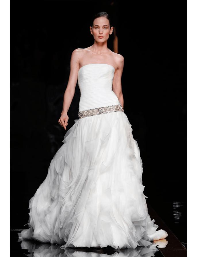Bild 6 Brautkleid Kollektion Rosa Clará