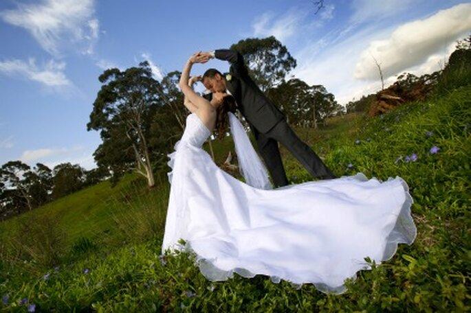 Si te casas en el 21/12/2012 tu fecha está regida por el número dos. Foto: Bird Wedding Photography