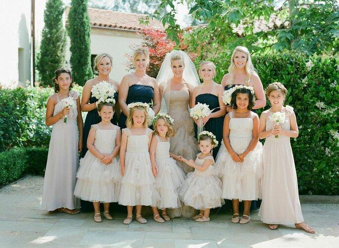 Joanne + Alex´s Wedding, Image: Jose Villa Photography