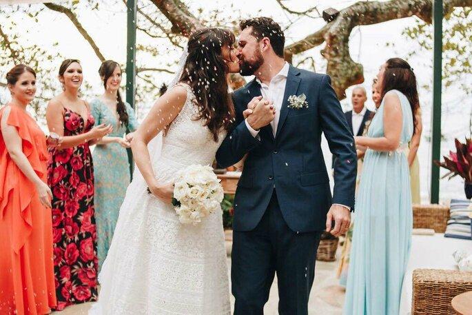 Buquê: Sueli Miranda Assessoria - Fotografia: Beach Style Weddings