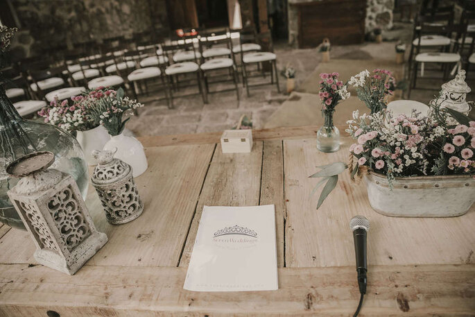 Seven Weddings