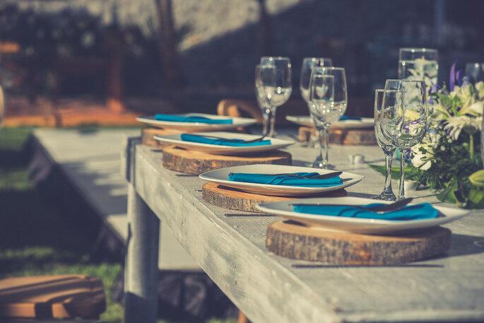 TC Coordinación - Jardín y Banquetes