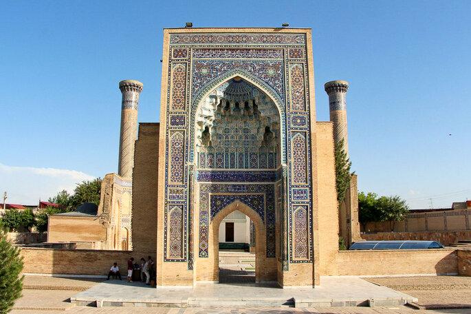 Uzbequistão. Créditos: Tiago Fidalgo