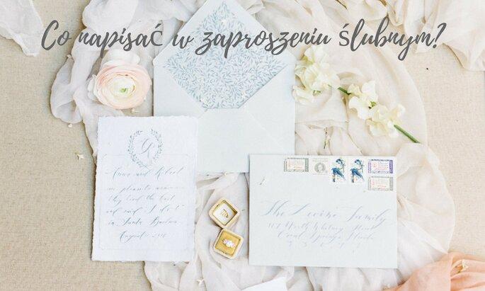 Jak Napisać Zaproszenie ślubne Rekomendacje Idealne Dla Ciebie
