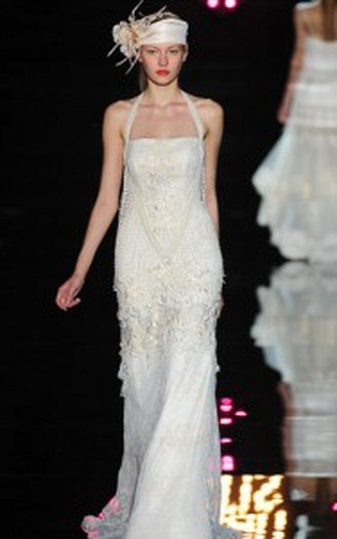 Vestidos de Novia Yolan Cris 2011 - Años '20 (Tomy Pelluz)