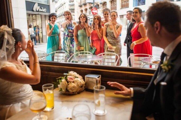 Espanha: cultura, história e festa para seu Destination WeddingFoto: Etura Weddings