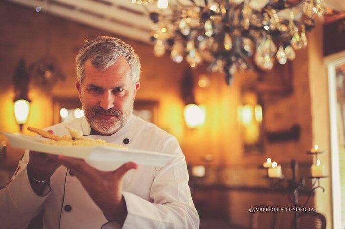 Chef Luiz Scachetti