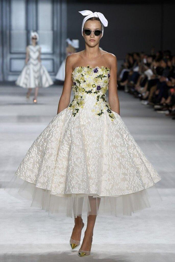 Los más hermosos vestidos de novia de las colecciones alta costura - Foto Giambattista Valli