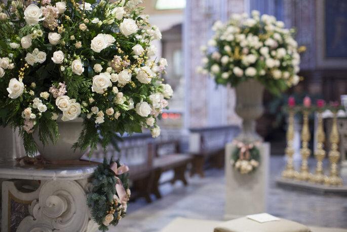 Addobbi floreali: Massimo Dei Fiori