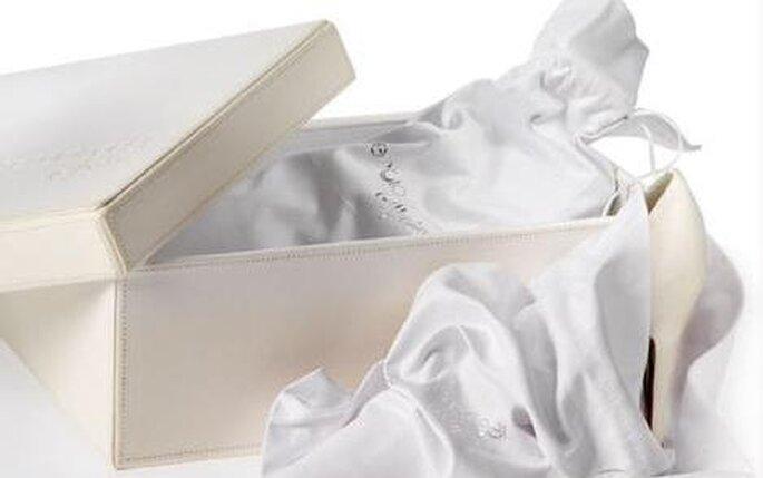 Scarpe da sposa personalizzate Sergio Rossi 2010