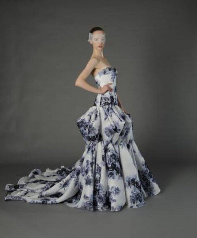 Ist dieses Hochzeitskleid nicht wunderbar romantisch?