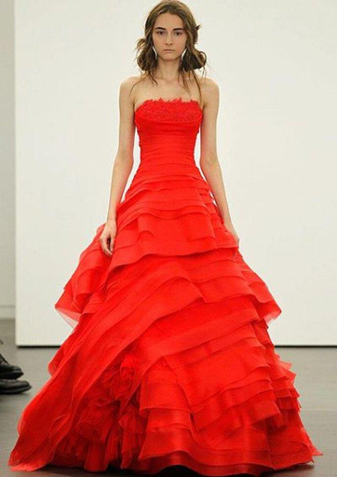 Brautkleid von Vera Wang