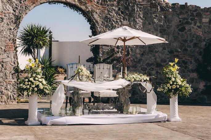 Hacienda Agualuna haciendas para bodas San Miguel de Allende