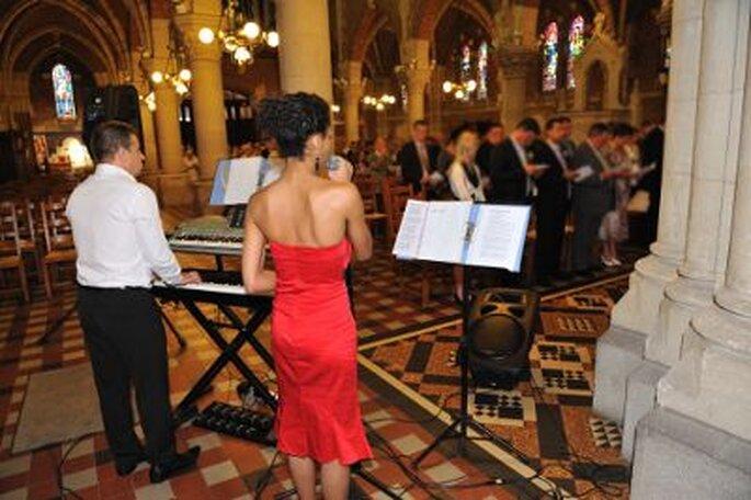 Chants et musique : rien de tel pour personnaliser votre cérémonie