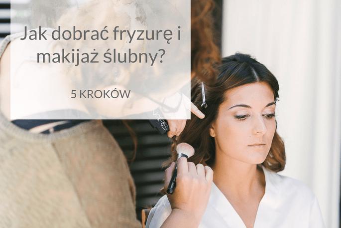 e5ab954b7c Jak dobrać fryzurę i makijaż ślubny  Sprawdź!