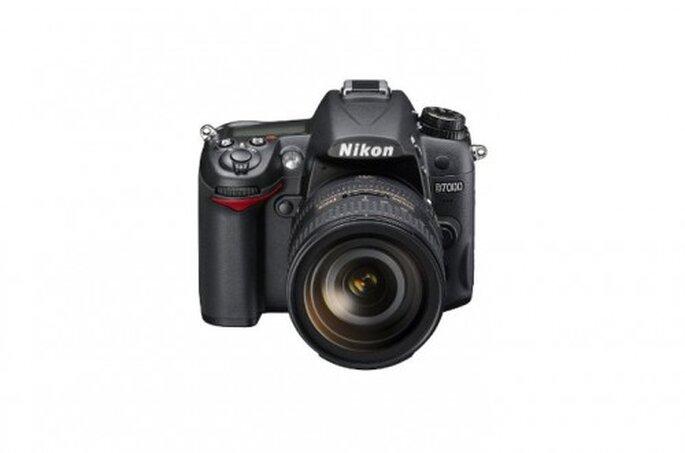 Cámara digital para grabar todas sus memorias en pareja - Foto Nikon
