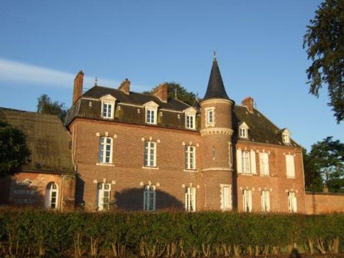 Quoi de plus romantique que le Château de Valliquerville pour vous marier ?