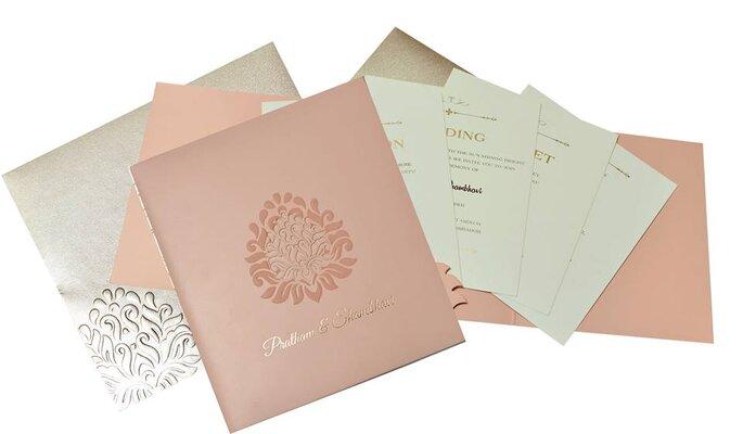 Photo: Universal Wedding Cards.