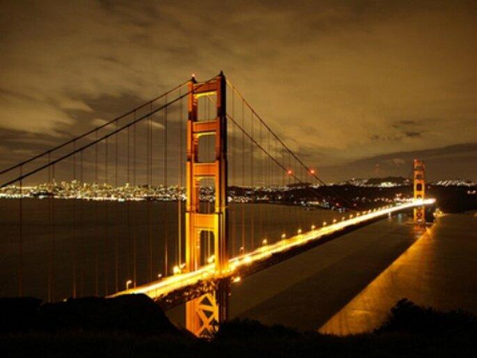 San Francisco, la Californie : une top destination de voyage de noces pour 2012