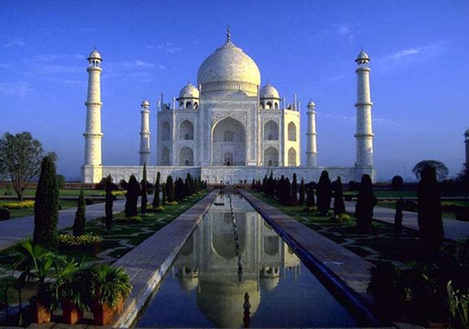 Lune de miel au Taj Mahal : que rêver de mieux ?