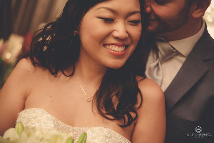 O que os noivos mais desejam em relação às fotos de casamento é emoção!