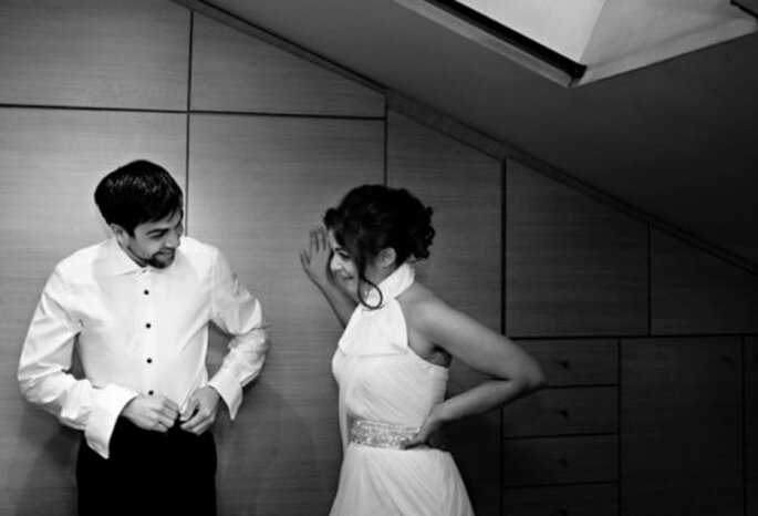 Derniers préparatifs avant le mariage - Photo Attitude Fotografía
