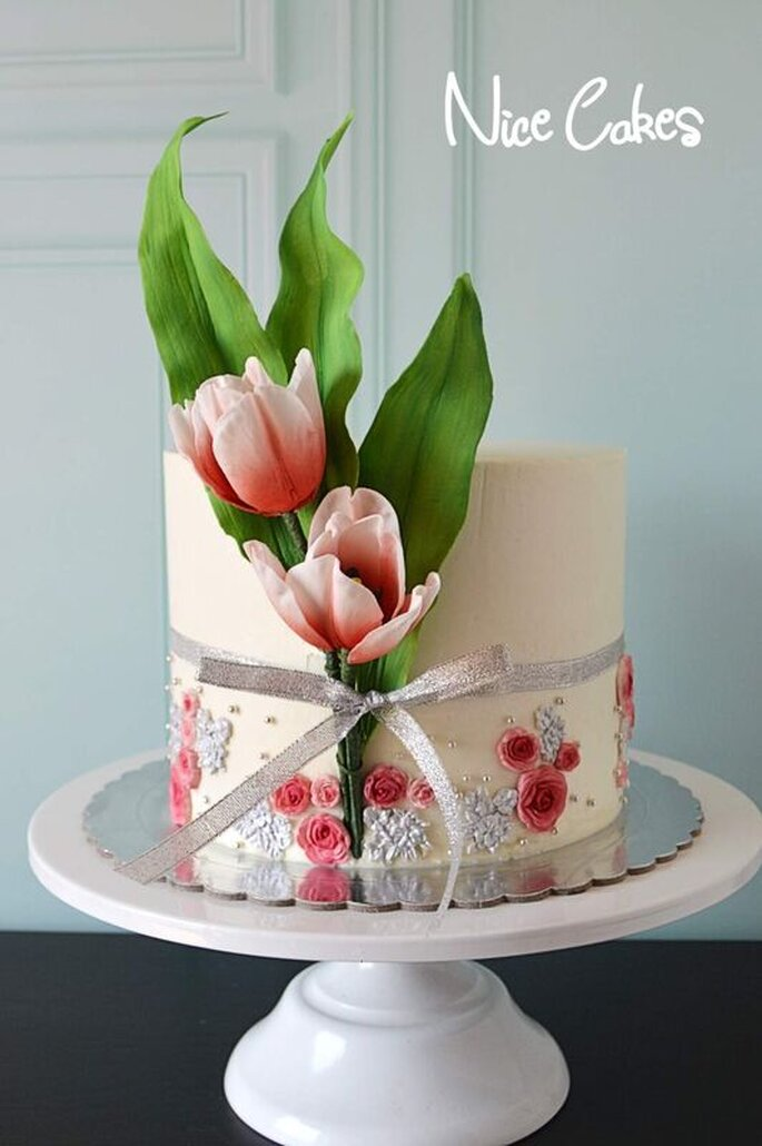 Bolo de noiva Nice Cakes