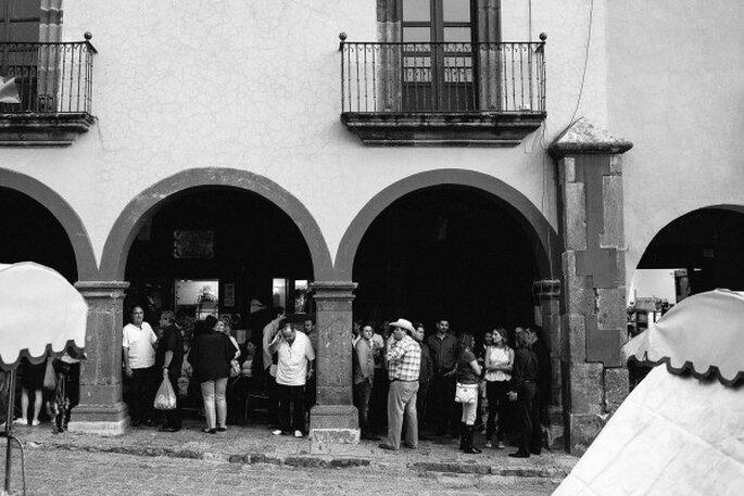 La más romántica callejoneada en el pueblo mágico de San Miguel de Allende - Foto Marcos Valdés