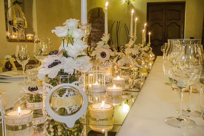 Giovanna Damonte Wedding planner & Event designer